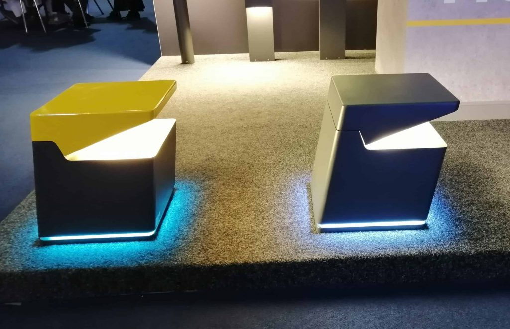 New Product – FRAME Seat Bollard